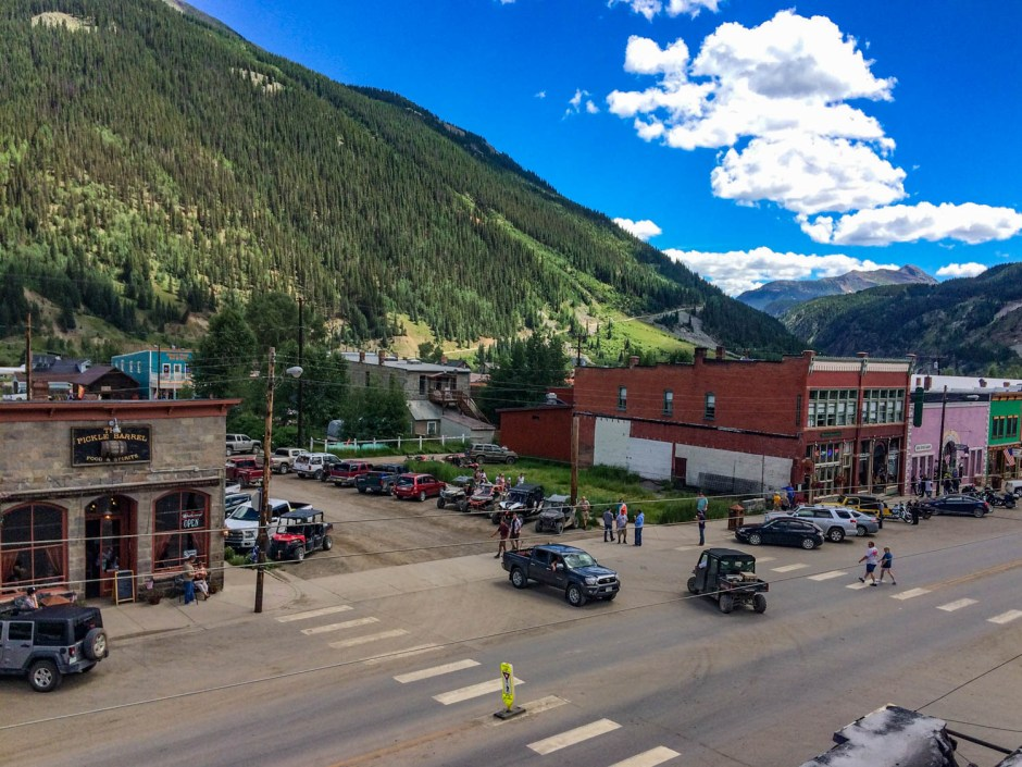 Silverton Colorado Road Trip