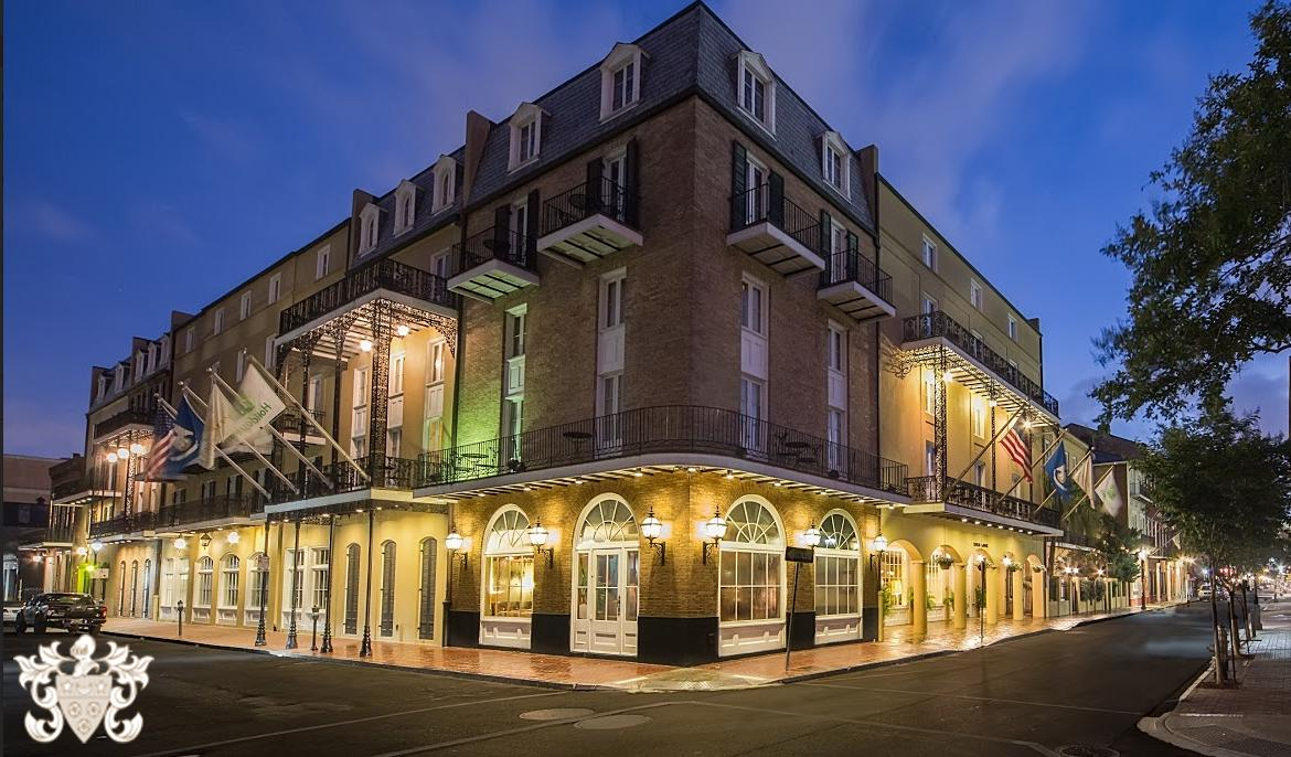 Hotels In New Orleans >> Historic Hotels In New Orleans Little Things Travel