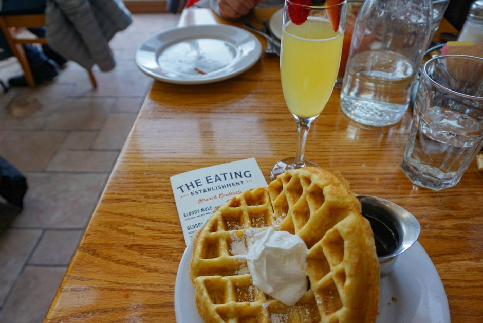 The Eating Establishment - Park City Weekend Travel Guide