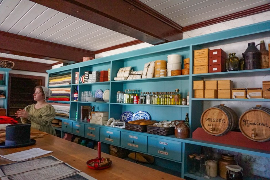 American Fur Company Store Mackinac Island History
