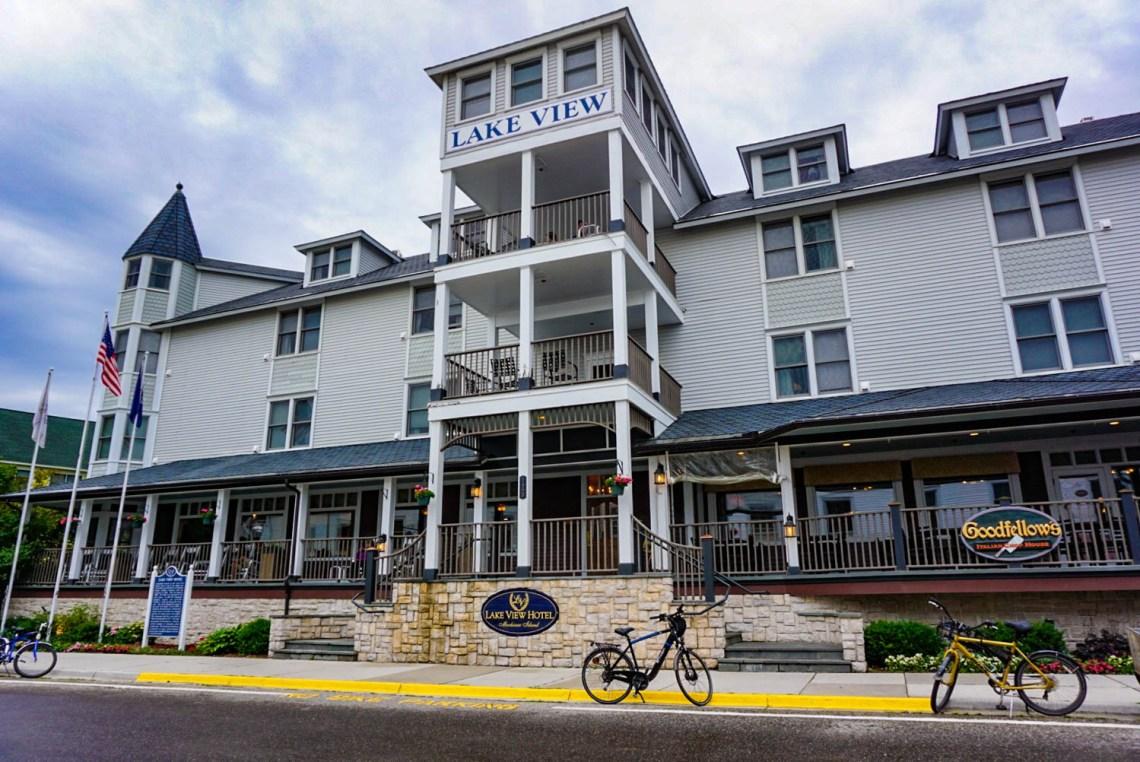 Goodfellows Restaurant Mackinac Island