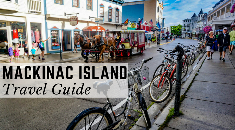 Mackinac Island Travel Guide: An Idyllic Summer Weekend Escape