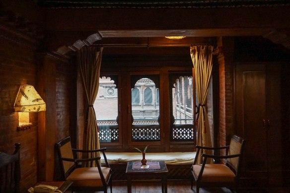Kantipur Temple House Window Nook - Things To Do in Kathmandu Nepal