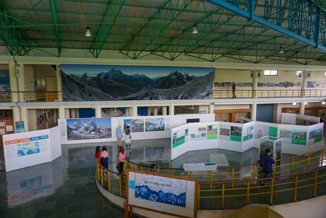 International Mountain Musuem - Pokhara Nepal