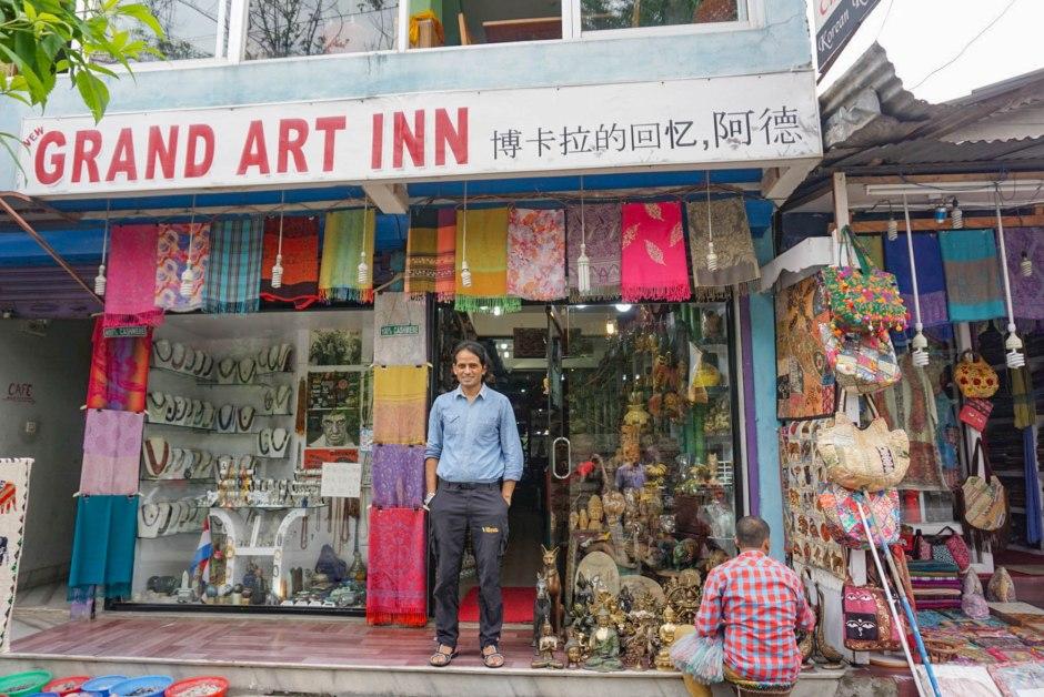 New Grand Art Inn Pokhara Nepal