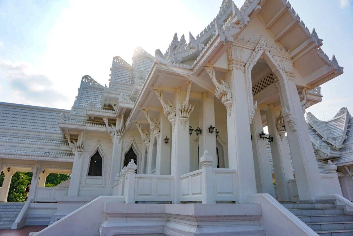 Wat Thai Temple Lumbini Nepal