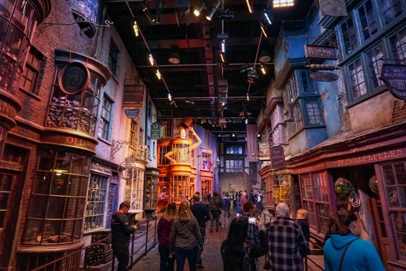 Diagon Alley The Making of Harry Potter