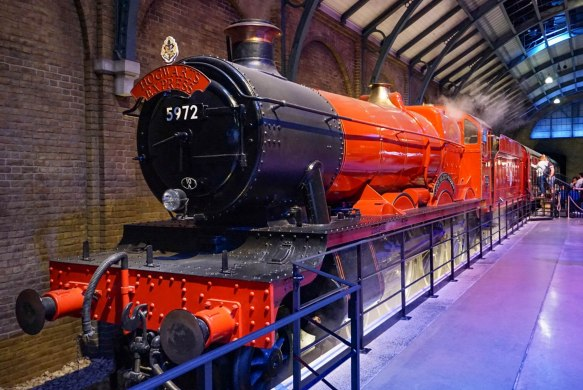 Hogwarts Express The Making of Harry Potter
