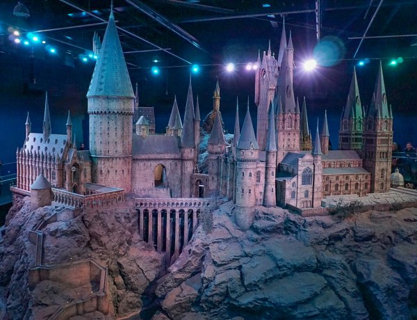 The Making of Harry Potter WB Studio Tour London