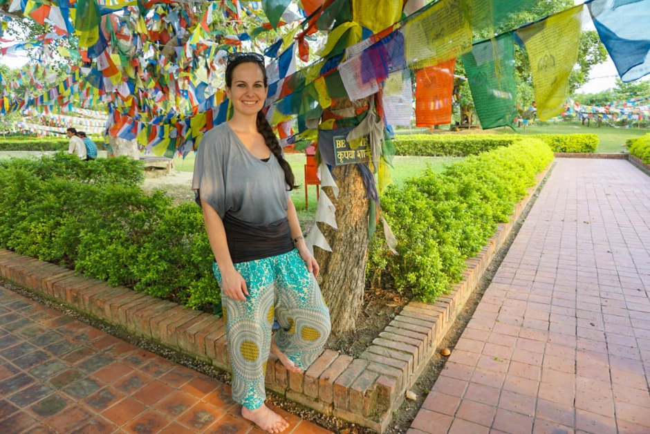 Harem Pants Lumbini Nepal - Travelers Gift Guide