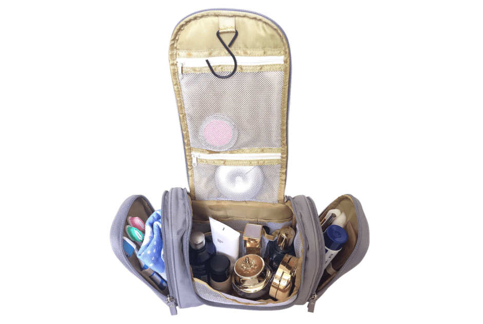 Toiletries Travel Bag - Holiday Gifts