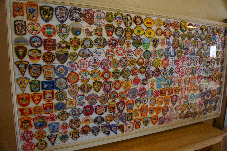 Denver Firefighters Museum Memorabilia