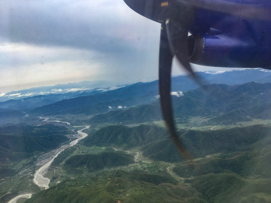 Flying from Pokhara to Kathmandu Nepal Travel Guide