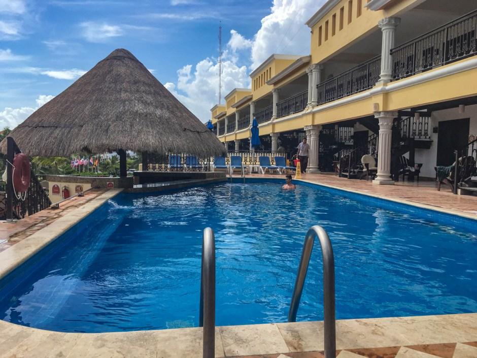 Panama Jack Resorts Gran Porto - Where to Stay in Playa del Carmen Mexico