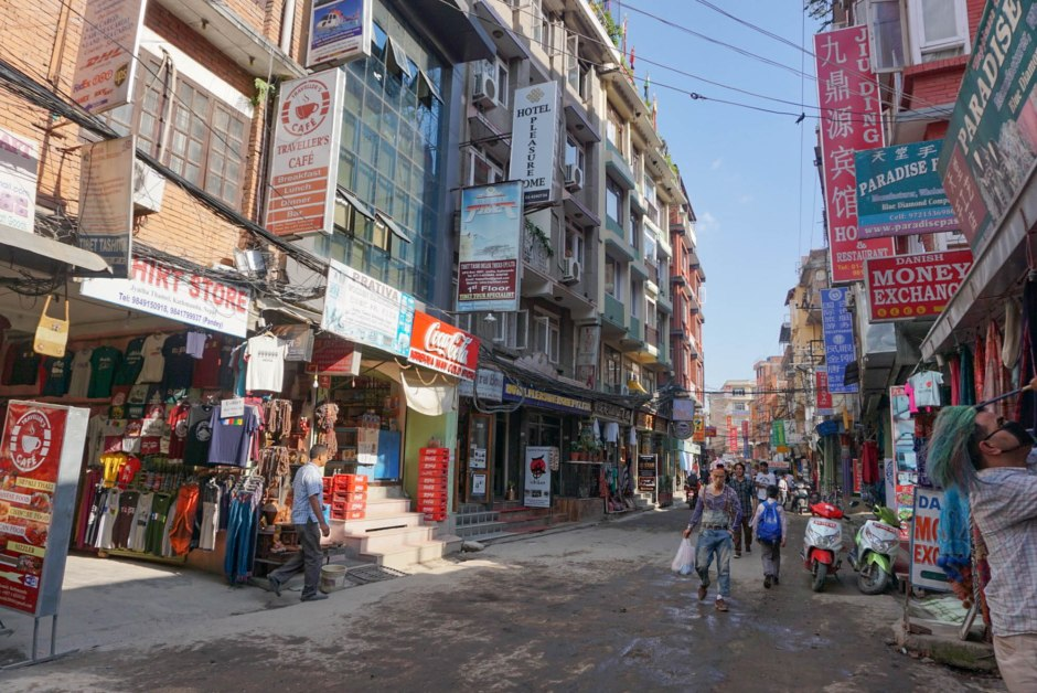 Thamel Kathmandu Nepal Travel Guide