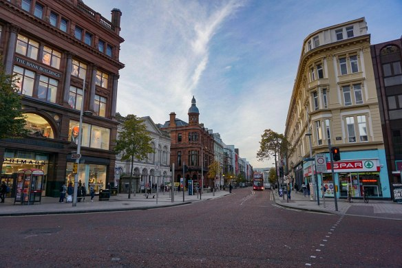 Where to Stay in Belfast Northern Ireland