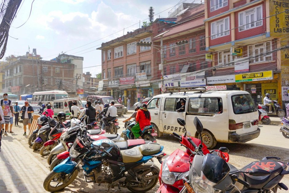 Chaotic Streets of Nepal Travel Tips
