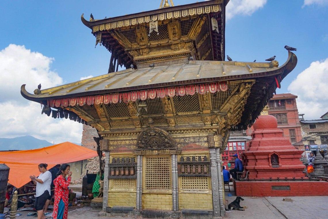 Swayambhunath Stupa - Monkey Temple - Nepal Safety Tips