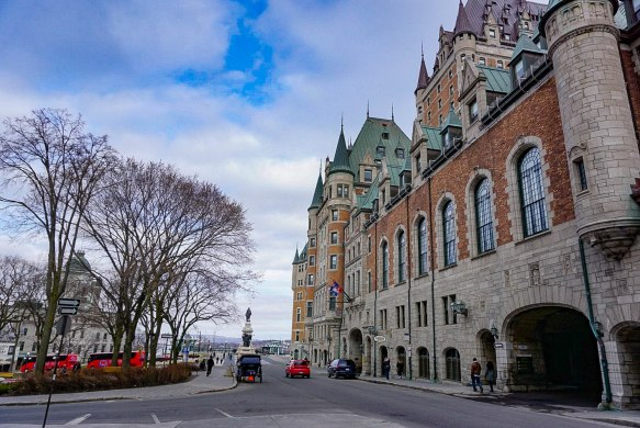 A Canadian Weekend in Québec City