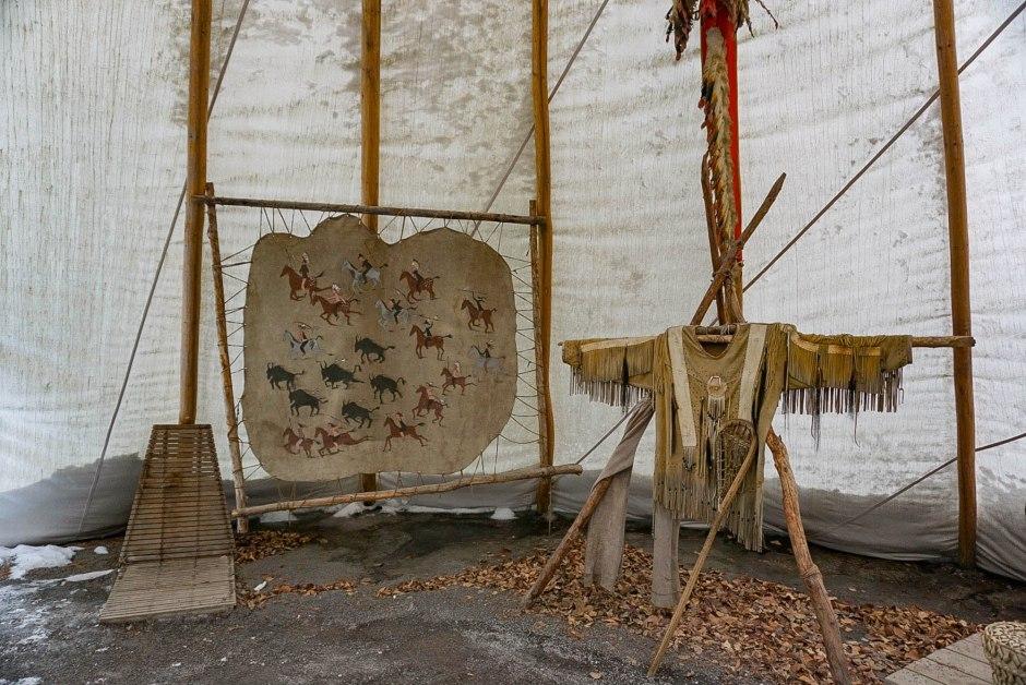 Huron-Wendat Nation at Wendake Québec City