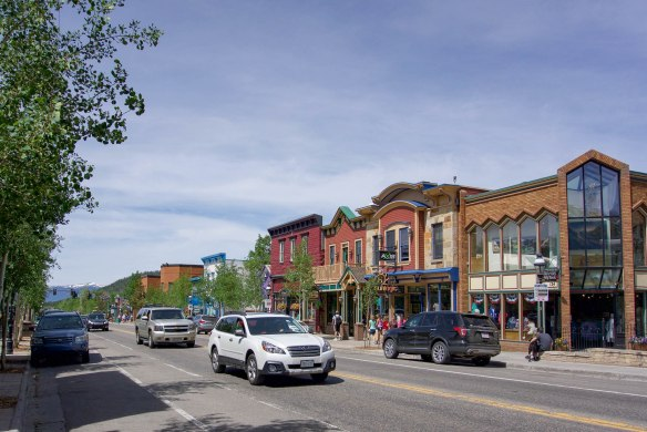 Breckenridge Main Street - Best of Breckenridge Colorado