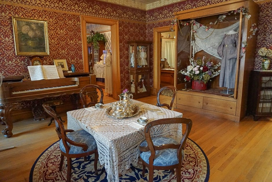 Ivinson Mansion Tea Laramie Plains Museum