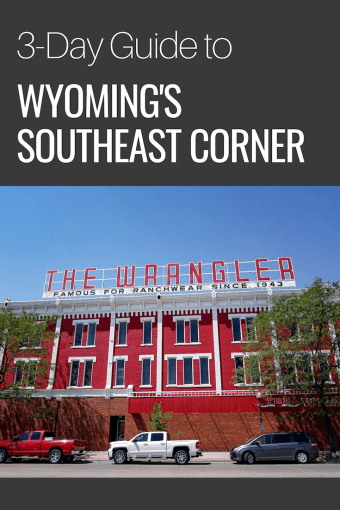 Guide to Southeast Wyoming