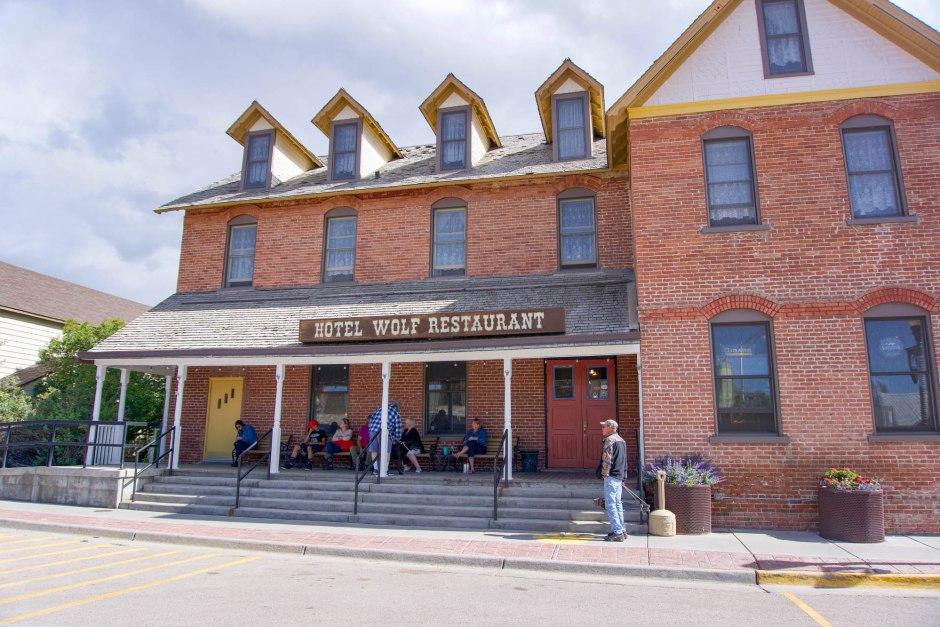Hotel Wolf Saratoga Wyoming