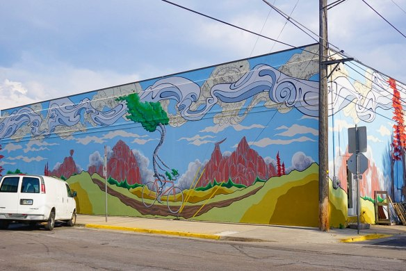 Laramie Mural Project - Things to do in Wyoming