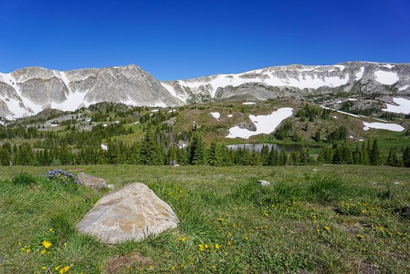 Medicine Bow Peak Overlook - Things to do in Wyoming