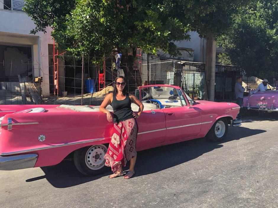 Getting Around Havana Cuba