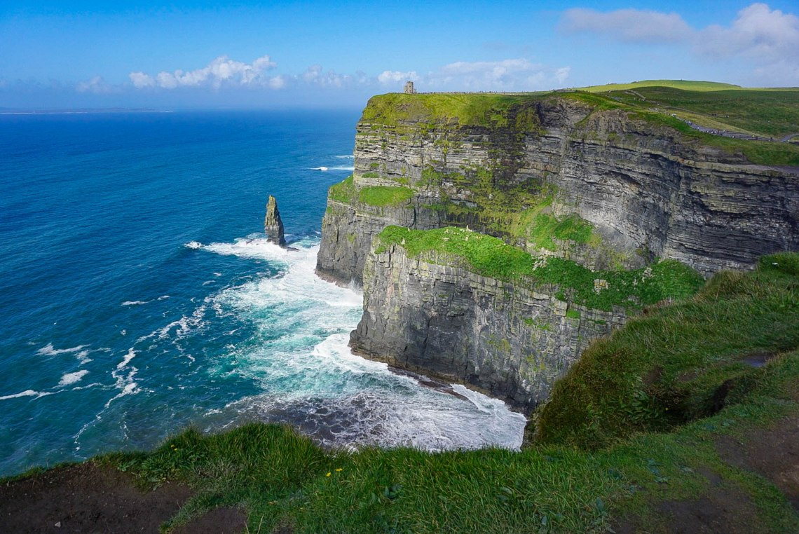 Ireland Cliffs of Moher Tour from Galway