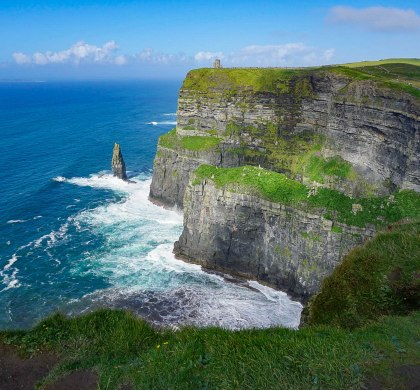 Ireland's Cliffs of Moher Tour from Galway