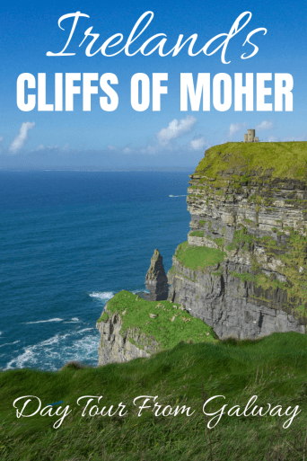 Irelands Cliffs of Moher Tour From Galway