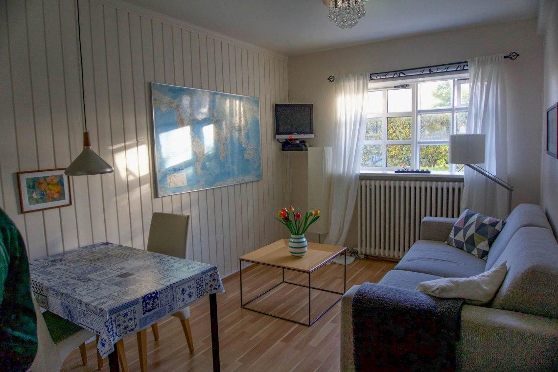 Airbnb Reykjavik Iceland Stopover