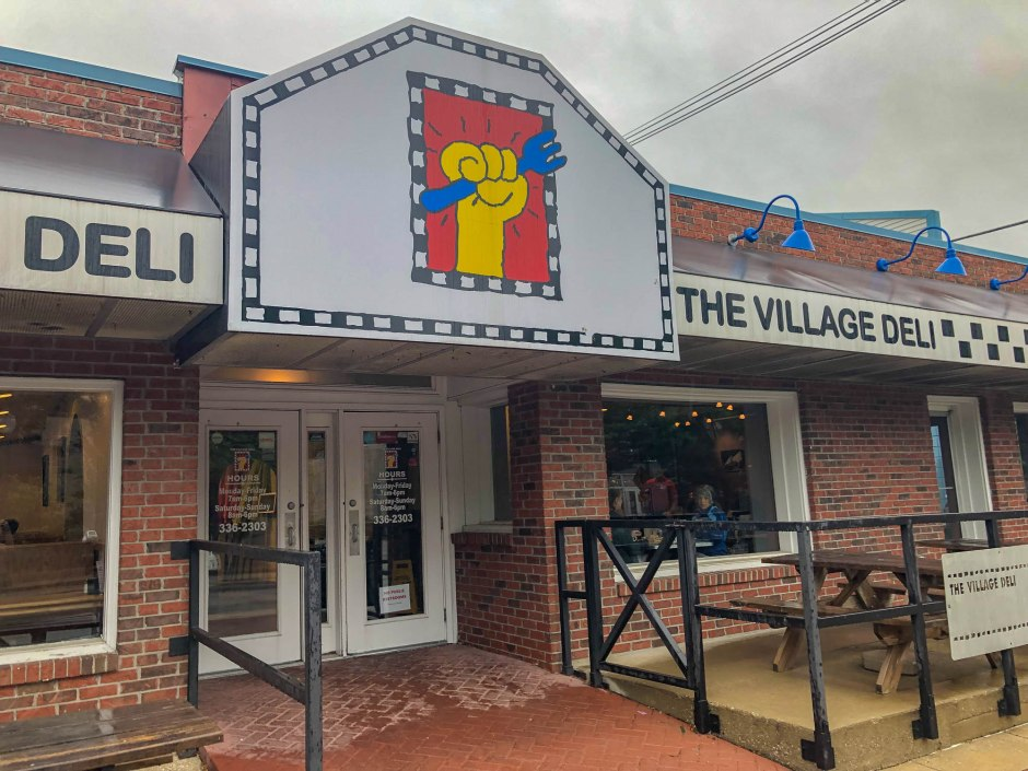 What to do in Bloomington Indiana Village Deli