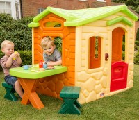Little Tikes Patio Playhouse