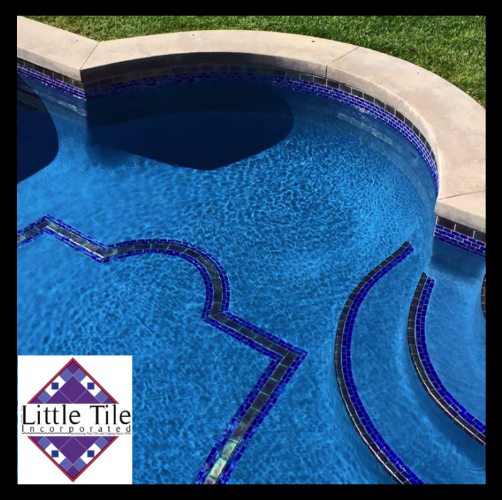 little tile inc online source to pool