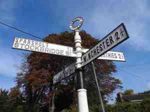 Littleton sign