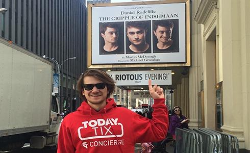 bilety na Broadway