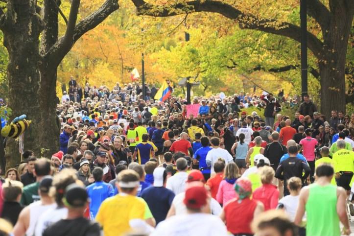 nowojorski maraton