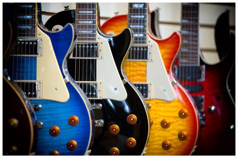 guitar photography NJ