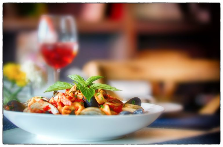 Photography Services for Restaurant