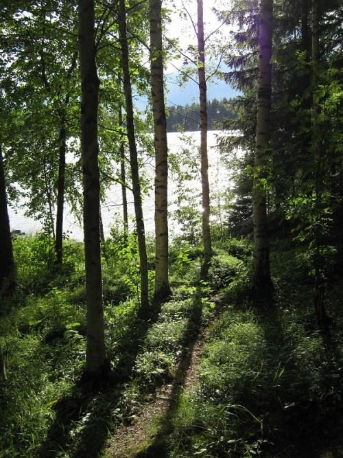 Die finnische Seenplatte – meine 2. Heimat