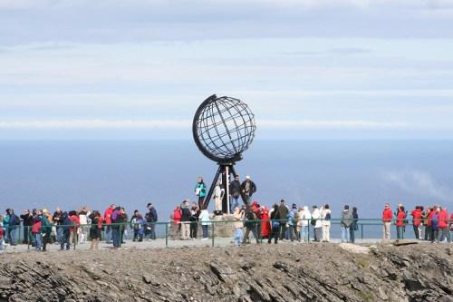 Nordkapp – der vermeintlich nördlichste Punkt Europas
