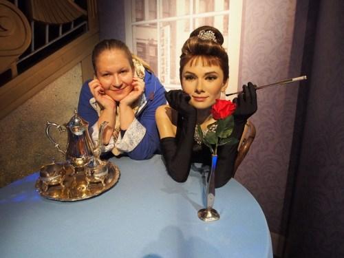 Madame Tussauds – kuscheln mit den Stars