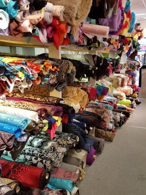 Grønland in Oslo – etwas für Textilfans