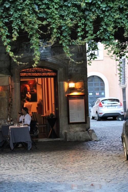 Il Bacaro – ein Duft von Trüffel liegt in der Luft