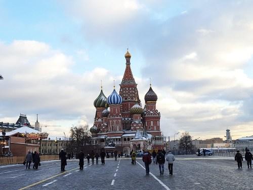 Wie du in Moskau ohne Russisch überlebst