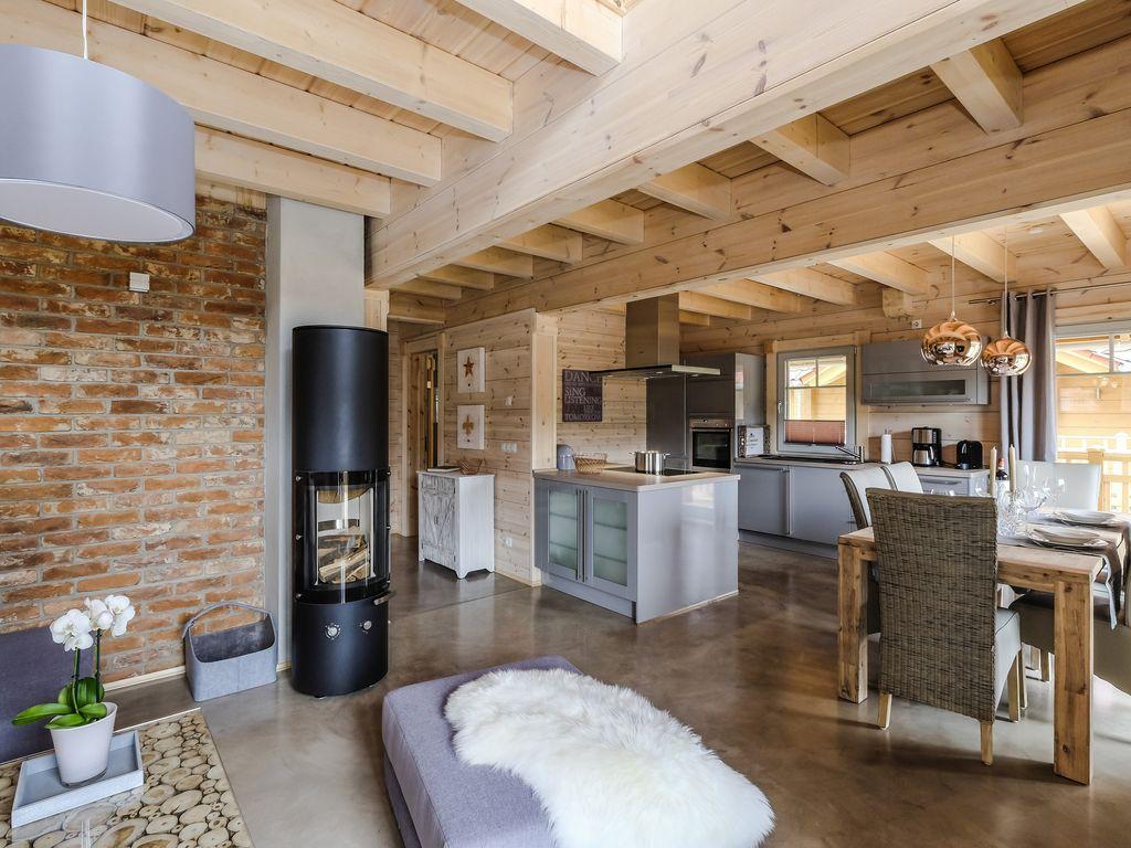 Bergwald Lodges  Ferientraum in luxerisen Blockhtten im